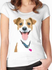 Bella Women's Fitted Scoop T-Shirt