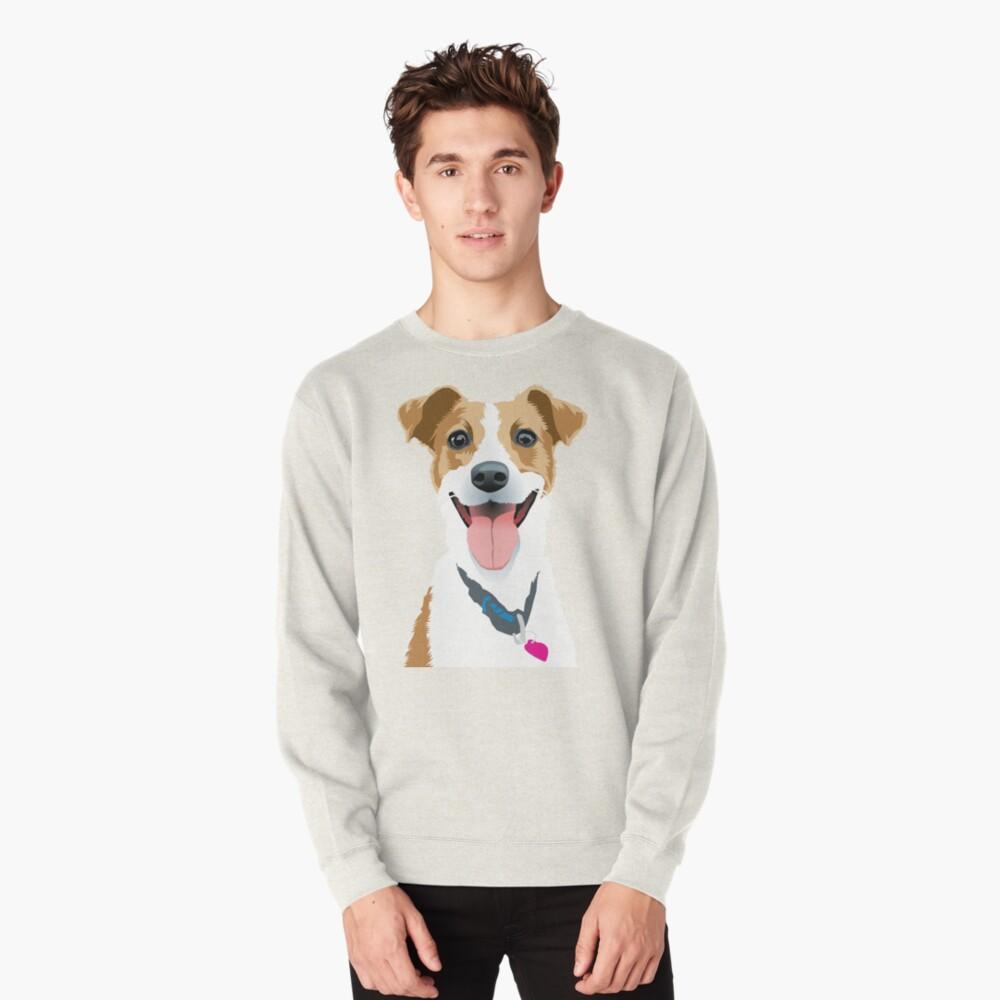 Bella Pullover Sweatshirt