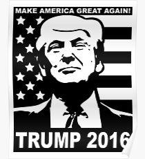 Trump 2016 Poster