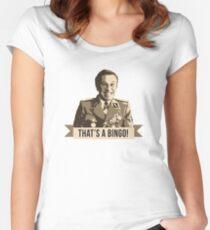 Camiseta entallada de cuello redondo Inglourious Basterds: ¡Bingo!