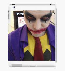 Dark Joker :) iPad Case/Skin