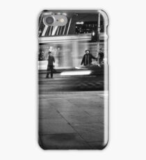 Pedestrians iPhone Case/Skin