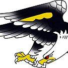 Eagle by kmtnewsman