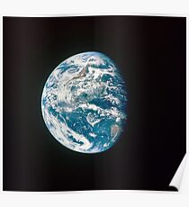 The Earth Poster
