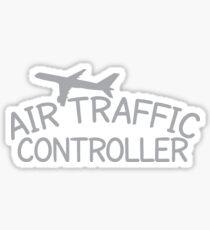 Air traffic controller Sticker