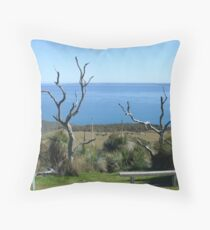 The Silent Ones  Throw Pillow