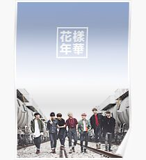 BTS + I NEED U Poster