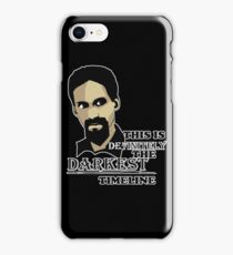 The Darkest Timeline iPhone Case/Skin