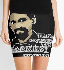 The Darkest Timeline Mini Skirt