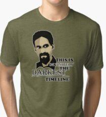 The Darkest Timeline Tri-blend T-Shirt