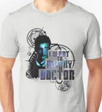 Marry a Doctor Tennant T-Shirt