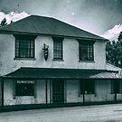 Solomon's Cottage, Evandale, Tasmania by dcarphoto