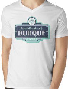 Inhabitants of Burque T-Shirt Mens V-Neck T-Shirt