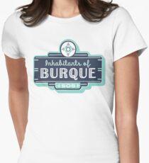 Inhabitants of Burque T-Shirt Women's Fitted T-Shirt