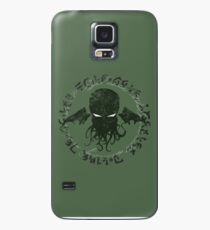 In his house at R'lyeh dead Cthulhu waits dreaming Case/Skin for Samsung Galaxy
