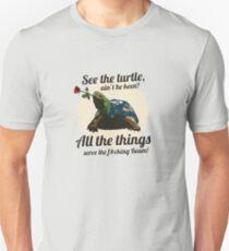 Keen Turtle Unisex T-Shirt