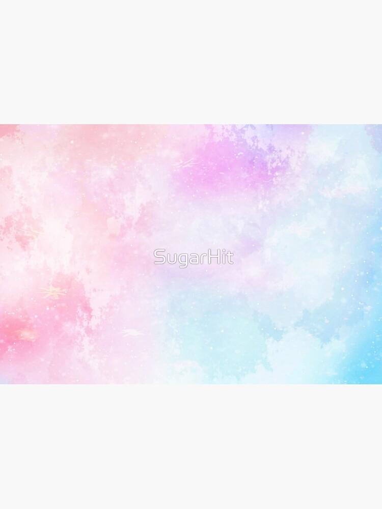 Magische Pastellgalaxie von SugarHit