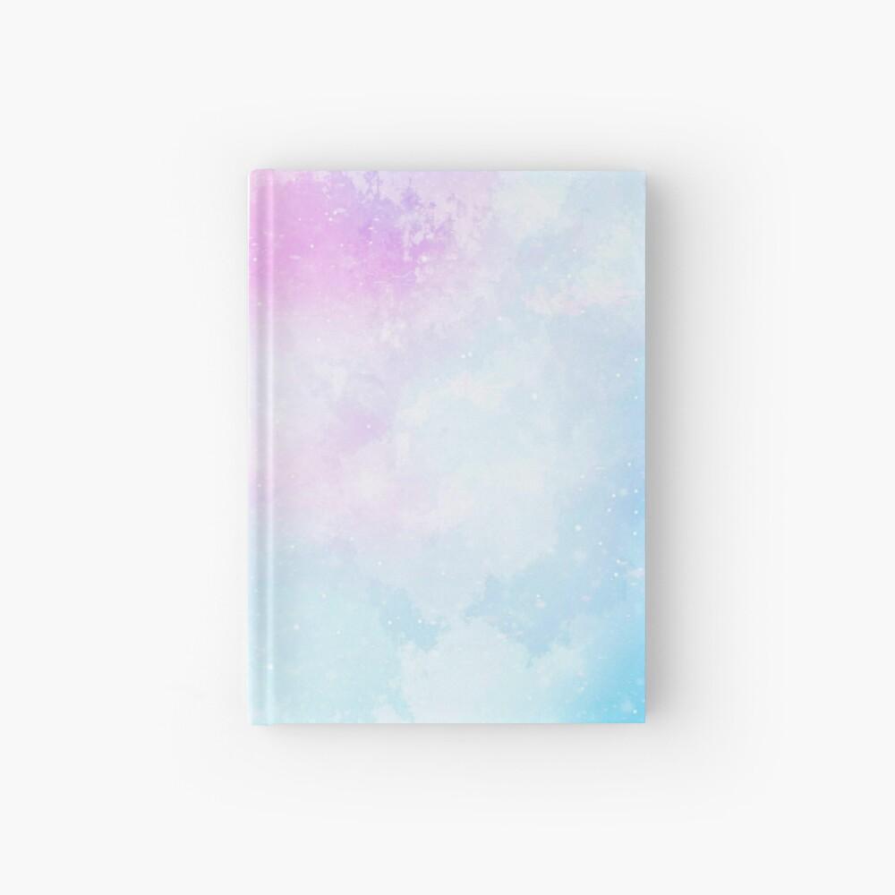 Magische Pastellgalaxie Notizbuch