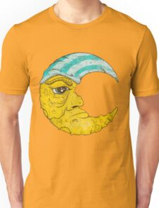 Old Man Moon Unisex T-Shirt