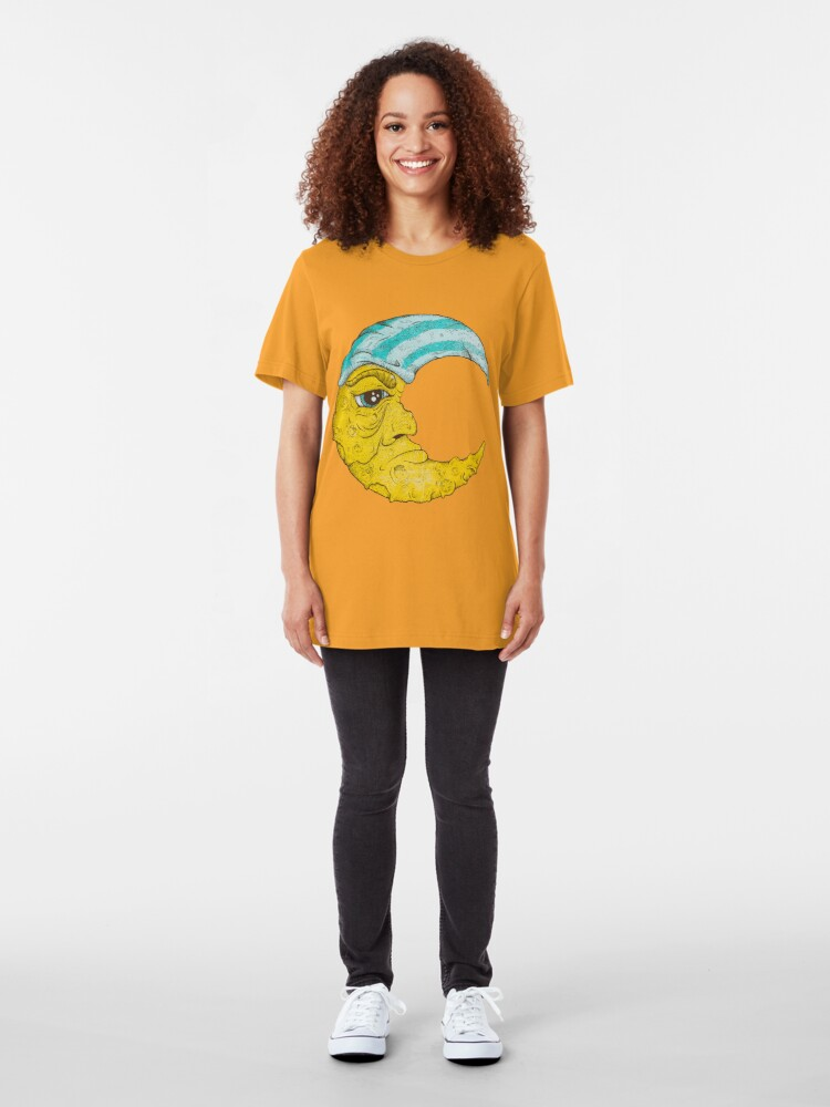 Alternate view of Old Man Moon Slim Fit T-Shirt