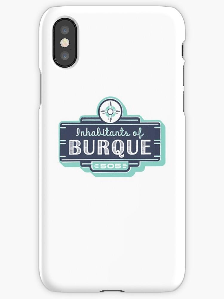 Inhabitants of Burque T-Shirt by IOBurque