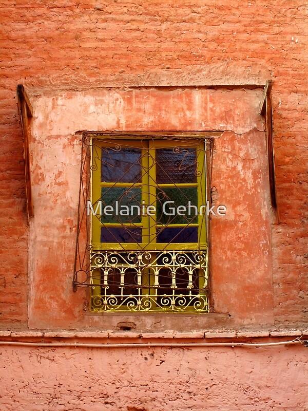 arabic window by melanie gehrke redbubble. Black Bedroom Furniture Sets. Home Design Ideas
