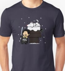 Snow Peanuts T-Shirt