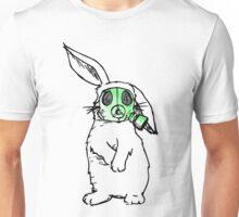 Gas Rabbit Unisex T-Shirt