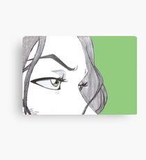 Chief Lin Beifong (Any Color!)  Canvas Print