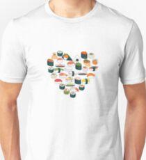 Sushi Heart T-Shirt