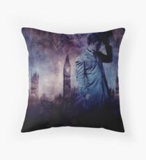 Will Herondale Throw Pillow