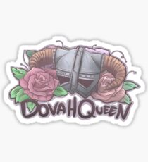 DovahQueen Sticker