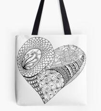 I Heart You Tote Bag