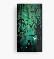 Twilight Forest Metal Print