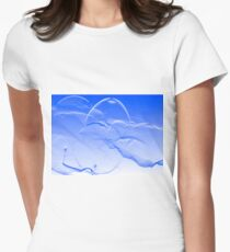 ballons Womens Fitted T-Shirt