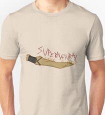 first blade Unisex T-Shirt