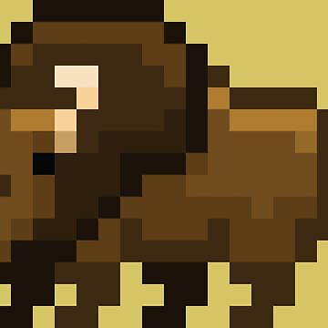 Beefalo by calfrills