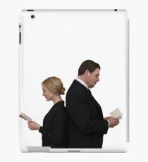 Letter to Downton Anna & John Bates iPad Case/Skin