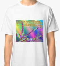 Philippians 4:6 Do Not Be Anxious About Anything Classic T-Shirt
