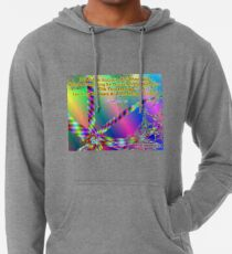 Philippians 4:6 Do Not Be Anxious About Anything Lightweight Hoodie