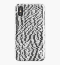 analog generated glitch #3 iPhone Case/Skin