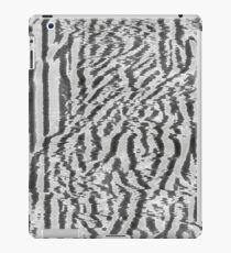 analog generated glitch #3 iPad Case/Skin