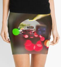 Traffic lights Mini Skirt