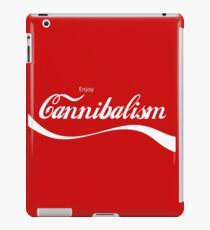 Enjoy CANNIBALISM! iPad Case/Skin