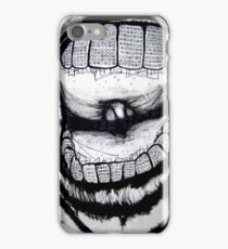 decaying city rotten teeth iPhone Case/Skin