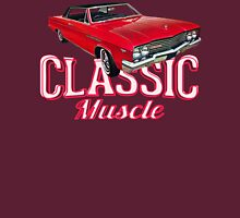 red muscle car Unisex T-Shirt