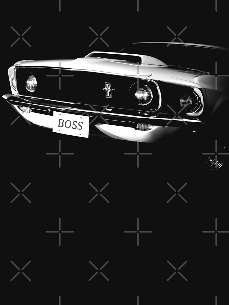 mustang 1969 by hottehue