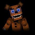 Fünf Nächte bei Freddy - Minecraft Freddy 2 von kijkopdeklok