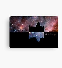 Downton Abbey Universe Canvas Print