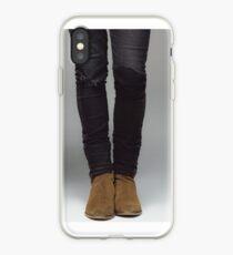 Vinilo o funda para iPhone Estuche para teléfono Harry's Legs